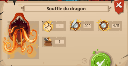Souffle du dragon